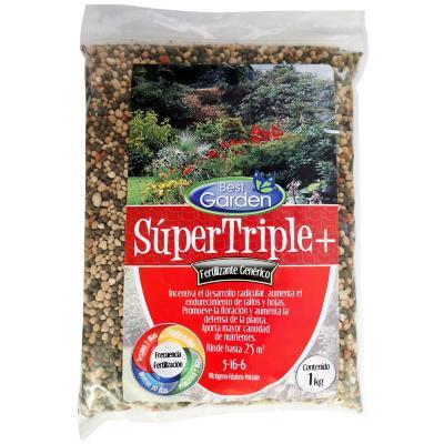 Fertilizante para plantas y árboles 1 kg bolsa