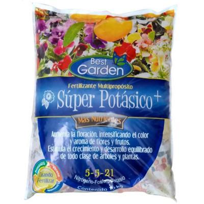 Fertilizante para plantas y árboles 10 kg saco