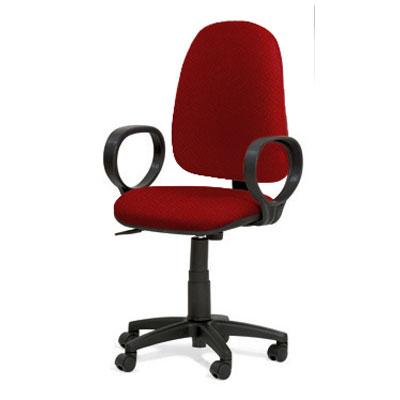 Silla para PC 48x105 cm rojo