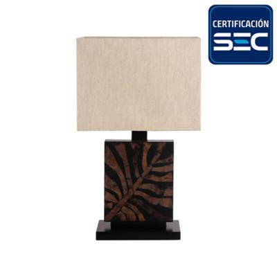 Lámpara de mesa 56 cm 60 W