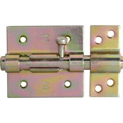 Picaporte para puertas 70 mm dorado
