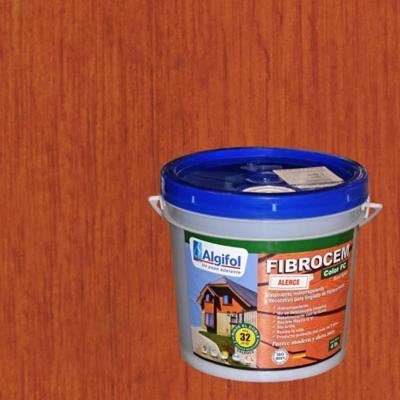 Protector Fibrocemento Opaco 4 litros Alerce
