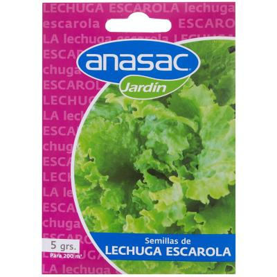 Semilla Lechuga Escarola 5 gr sachet