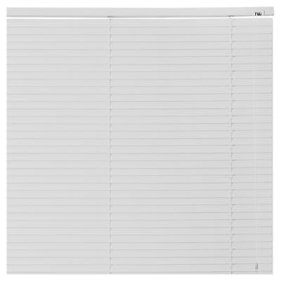 Persiana PVC 100X165 blanco