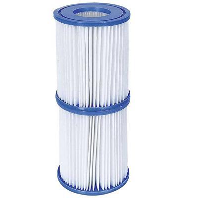 Set de cartuchos para filtro de piscina 2 unidades 530/800 gl