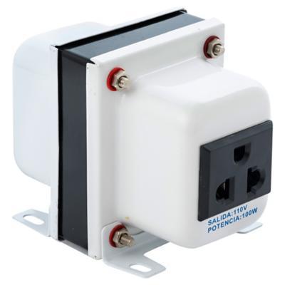 Transformador de voltaje 100 W