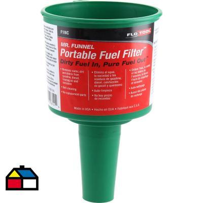 Filtro purificador de combustible