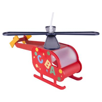 Lámpara colgante infantil 85x36 cm 60 W Helicóptero