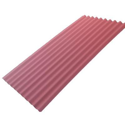 Placas Onduline clasic rojo, 2000 x1850 x950 x3mm