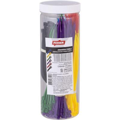 Amarra cables 375 unidades