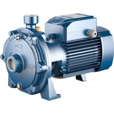 Electrobomba centrífuga doble impulsor 1,5 HP 120 l/min