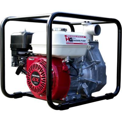 """Motobomba a Gasolina 2"""" 5,5HP 300L/min"""