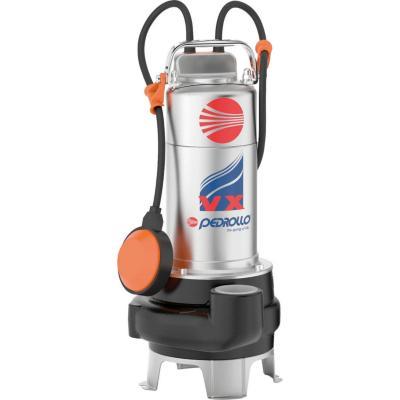 Electrobomba sumergible 0,75 HP 450 l/min