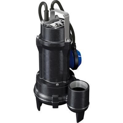 Electrobomba sumergible 0,75 HP 756 l/min