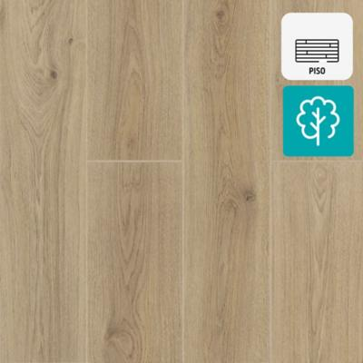 Piso flotante 8 mm roble 138x19,3 cm 2,13 m2