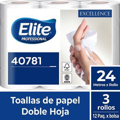 Toalla Elite DH 3rollo 24 mt