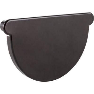 Tapa accesorio universal marrón P25