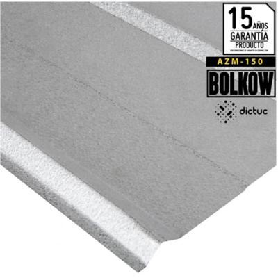 0.35 x 895 x 2000 mm, Plancha 5V gris