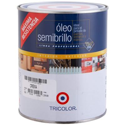 Óleo semibrillante 1/4 gl crema