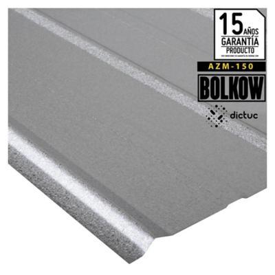 0.35 x 895 x 3500 mm, Plancha 5V gris