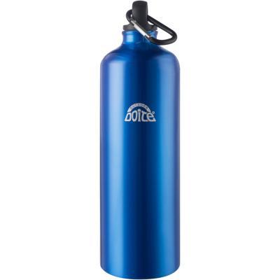 Botella con estuche 1 litro aluminio Variedad de colores