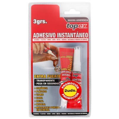 Adhesivo instantáneo 6 gr