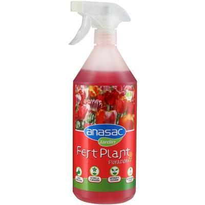 Fertilizante para plantas y flores Fert Plant LPU 1 litro botella