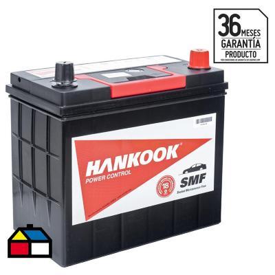 Batería para auto 45 A positivo derecho 430 CCA