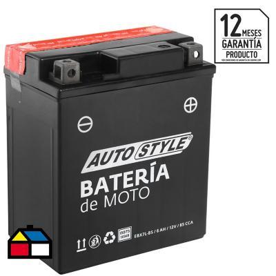 Batería 6 A Derecho Positivo 85 CCA
