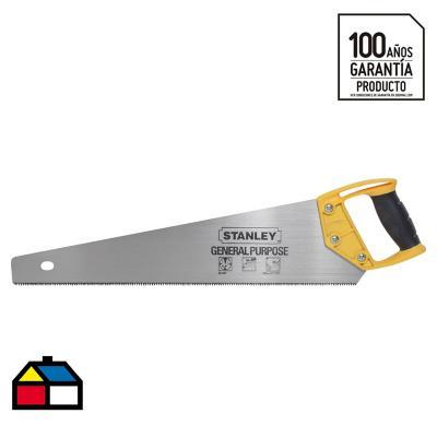 Serrucho carpintero 508 mm acero