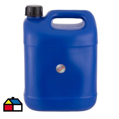 Bidón doméstico 10 litros plástico