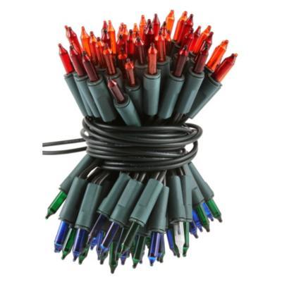 Juego 100 luces multicolor