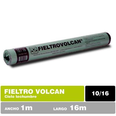 10 m2 10/16 Fieltro Asfáltico Liso