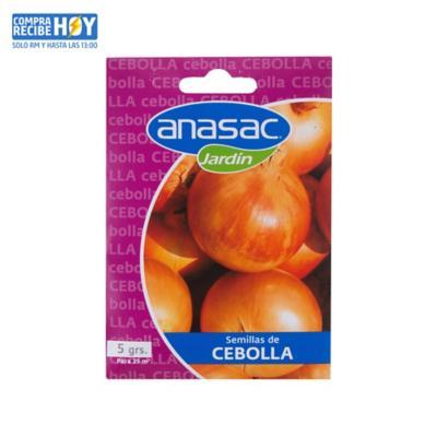 Semilla Cebolla 5 gr sachet