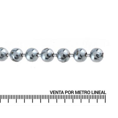 Cadena zincada 1,8 mm metro lineal