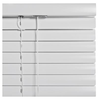Persiana aluminio80x165 cm blanco