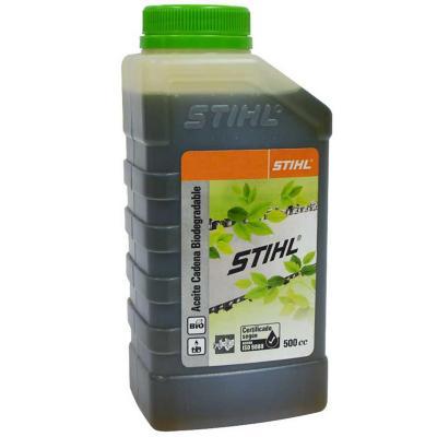 Aceite Biodegradable para cadena 500 cc