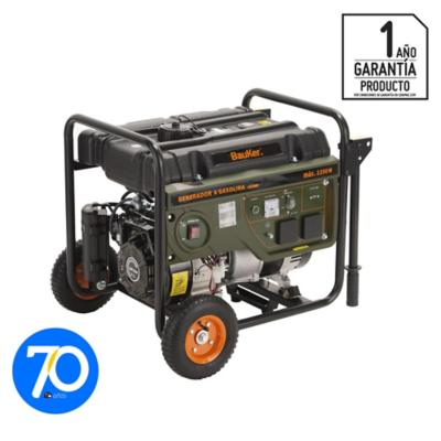 Generador eléctrico a gasolina 2200 W