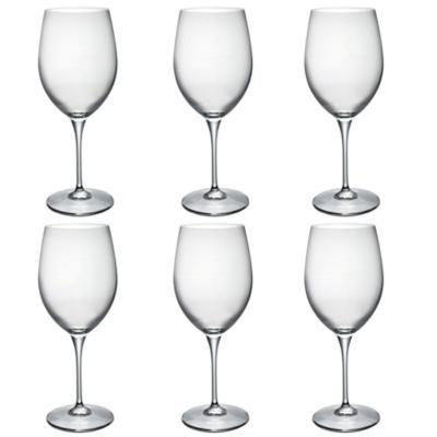 Set 6 copas bormioli vino premium