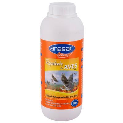 Repelente de Aves Anasac 1 litro