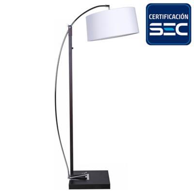 Lámpara de pie 171 cm 40 W