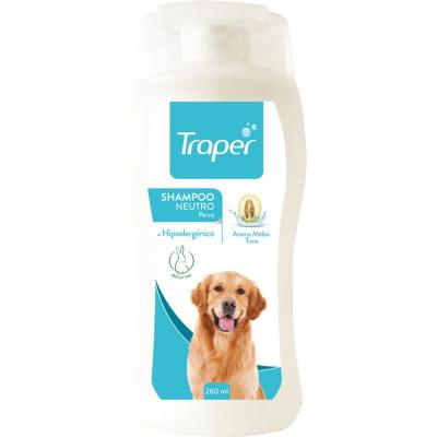Shampoo neutro adulto 260 cc