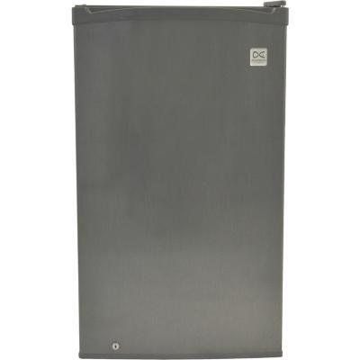 Frigobar 140 litros gris