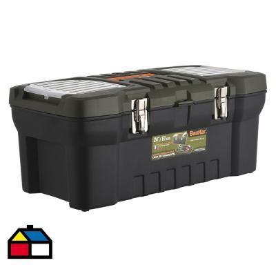 "Caja de herramientas 24"" 26x31x61"