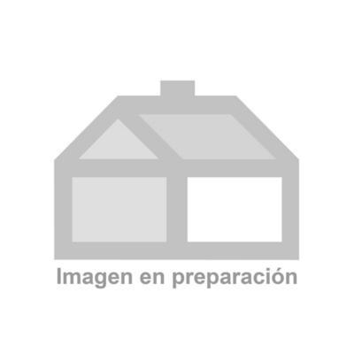 Set de soportes para barra de cortina 12 mm 2 unidades plateado