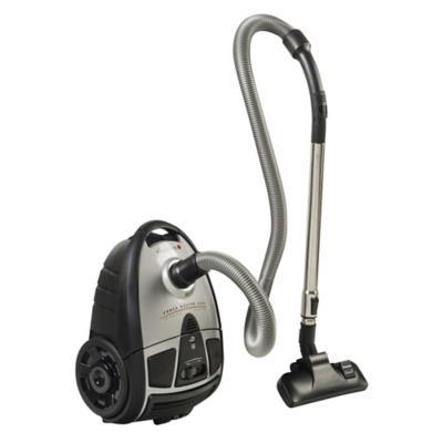 Aspiradora de arrastre 2000 W gris/negro