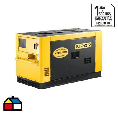 Generador eléctrico a diesel 9500 W