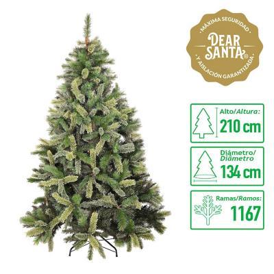 Árbol bicolor verde 2.10 metros