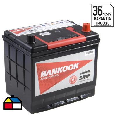 Batería para auto 60 A positivo derecho 550 CCA