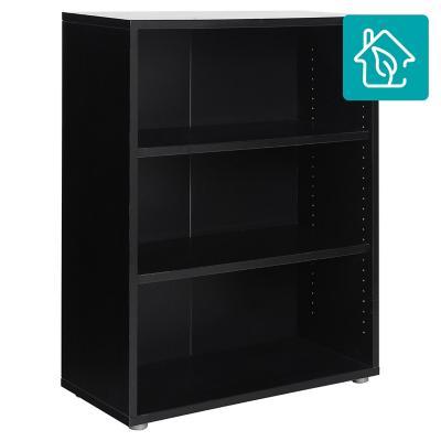 Estante 89x40x113 cm Prima negro